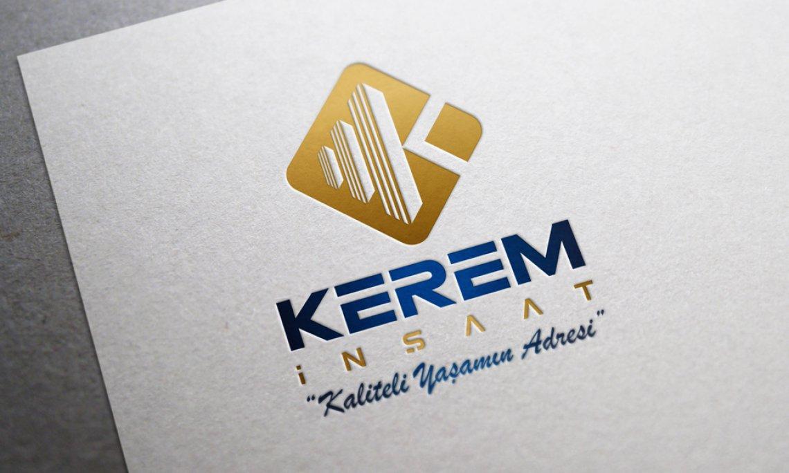 Kerem İnşaat Logo Tasarımı